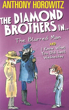 The Diamond Brothers in...The Blurred Man