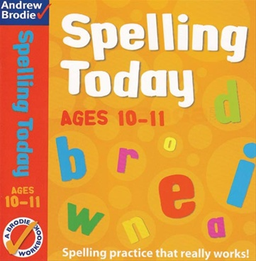 SPELLING TODAYS FOR AGES 10-11