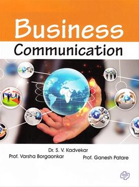 Business Communication ( S.Y.Bcom)