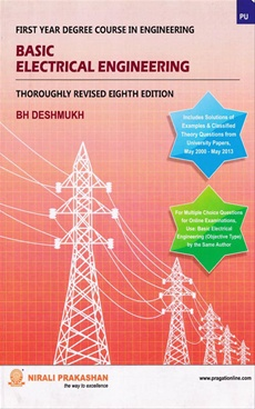 Basic Electrical Engineering By B H Deshmukh Nirali Prakashan