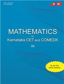 Mathematics for Karnataka CET and COMEDK