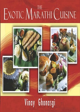 The Exotic Marathi Cuisine