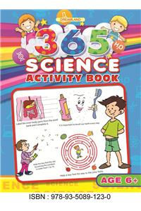 365 Science Activity Book
