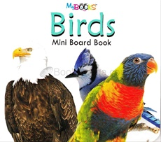 Birds Mini Board Book