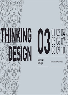 Thinking Design 03 (Mobe, Kafd And Mosque)