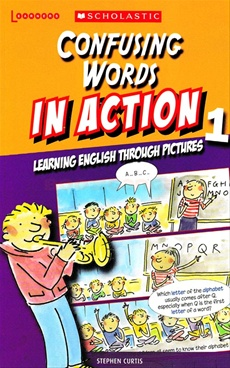In Action Through pictures Pack Of 5 books
