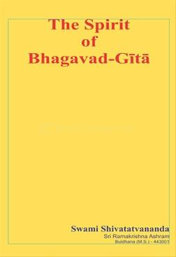 The Spirit Of Bhagvad- Gita