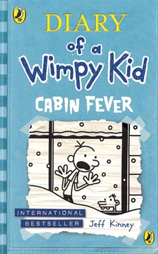 DIARY OF WIMPY KID :6 CABIN FEVER