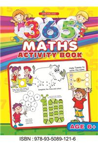 365 Maths Activity Book