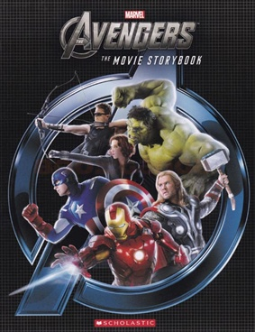 Mighty Avengers Movie Story Book