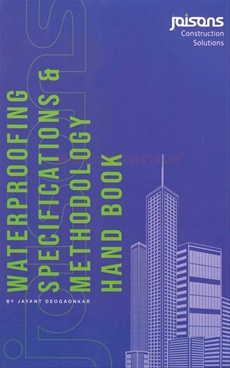 Waterproofing Specifications And Methodology Hand Book