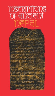 Inscriptions Of Ancient Nepal - Set (Vol I,II,III)