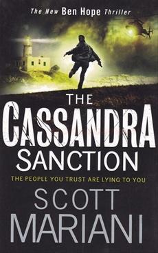 The Cassandra Sanction (Ben Hope)
