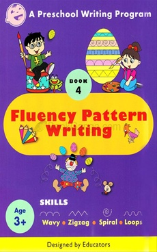Fluency Pattern Writing Book 4