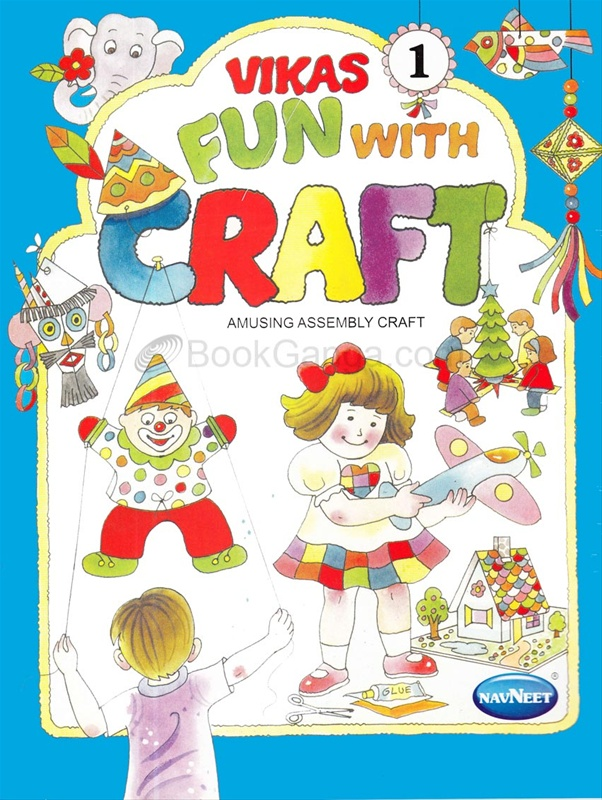 Vikas Fun With Craft 1