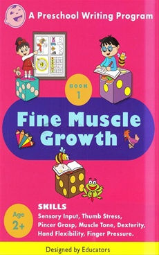 Fine Muscle Growth Book 1