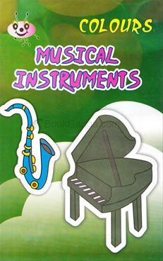 Colours Musical Instruments