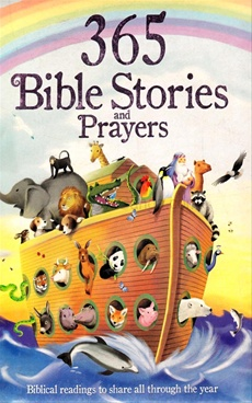 365 Bible Stories & Prayers
