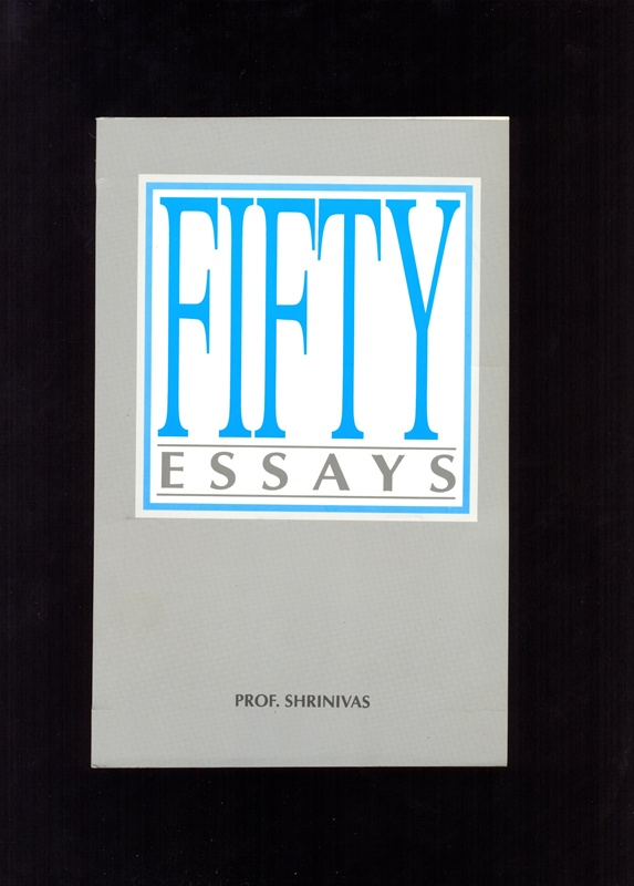 Fifty Essays