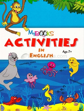 Activities In English Level 2 (age 7 )