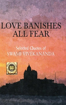 Love Banishesh All Fear Swami Vivekanand