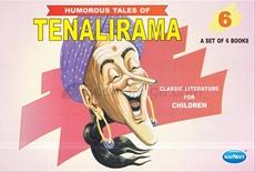 Humorous Tales Of Tenalirama - 6