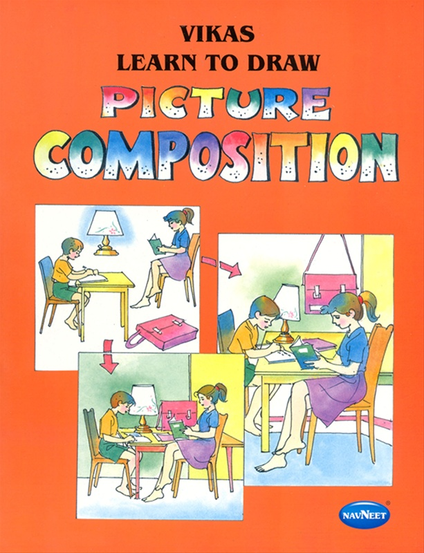 Vikas Learn To Draw Picture Composition