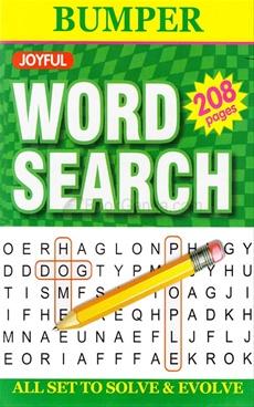 Word Search Puzzles - Joyful