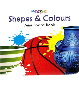 Shapes & Colours Mini Board Book