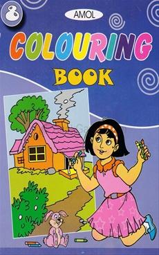 Colouring Book 8