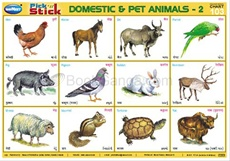 Pick 'n' Stick Domestic And Pet Animals - 2