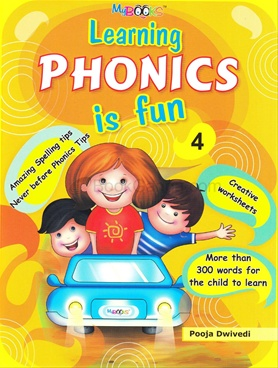 Learning Phonics is fun 4
