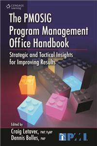 The PMOSIG Program Management Office Handbook (HB)