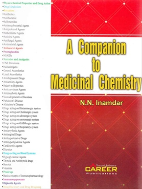 A Companion To Medicinal Chemistry