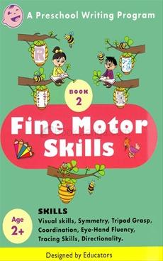 Fine Motor Skills Book 2