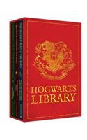 Hogwarts Library Boxed Set Including Fantastic Beasts & Where To Find Them