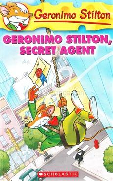 Geronimo Stilton Secret Agent 34