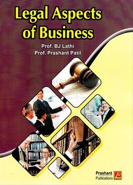 Legal Aspects of Busniess MBA Sem-III