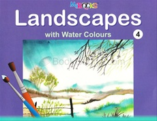 Landscapes with Water Colours 4
