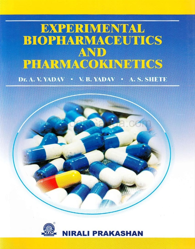 Experimental Biopharmaceutics And Pharmacokinetics