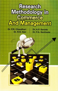 Research Methodology In Commerce And Management