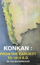 Kokan From The Earliest To 1818 A.D.
