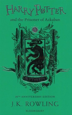 Harry Potter And The Prisoner Of Azkaban Slytherin Slytherin Edition