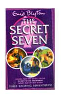 SECRET SEVEN BIND-UP 10-12