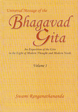 Bhagavad Gita 3 Volume in One set