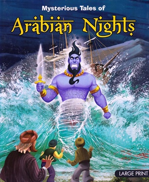Mysterious Tales Of Arabian Nights