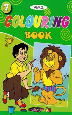 Colouring Book 7