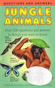 Questions And Answers: Jungle Animals