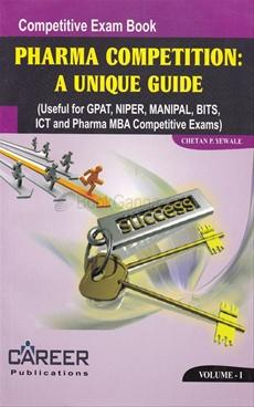 Pharma Competition : A Unique Guide