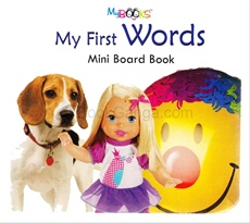 My First Words Mini Board Book